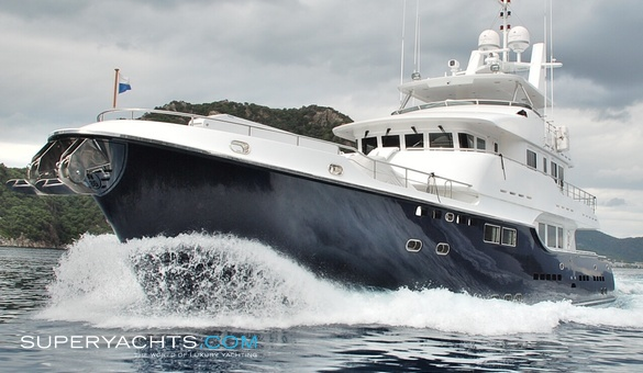 Sol & Sons Luxury Motor Yacht by Nordhavn Yachts