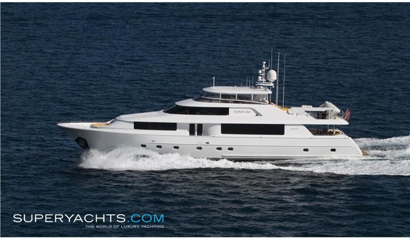 Southern Star Luxury Motor Yacht by Westport