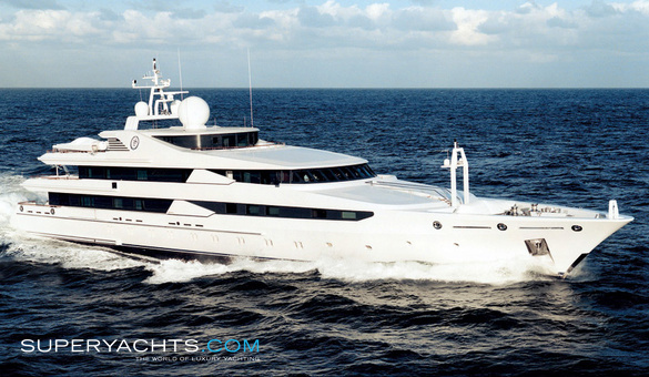 Stargate Luxury Motor Yacht by Oceanco