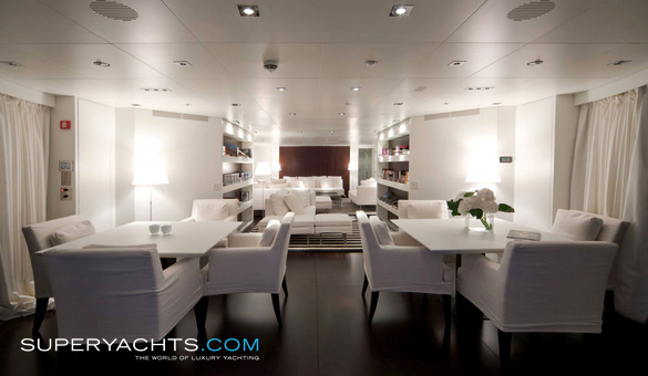 Streamline Mondomarine Motor Yacht