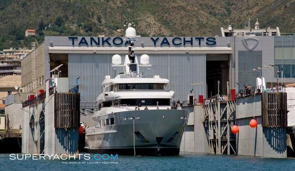 Suerte Tankoa Yachts Motor Yacht
