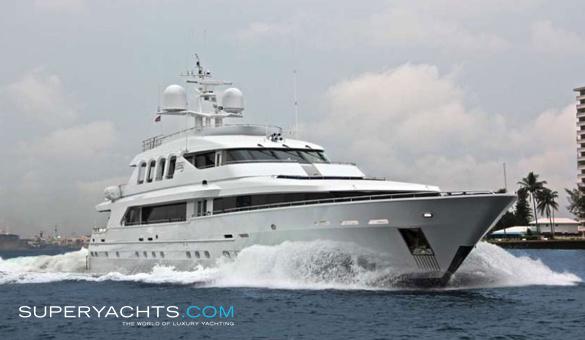 Surina - Trident Motor Yacht   superyachts com