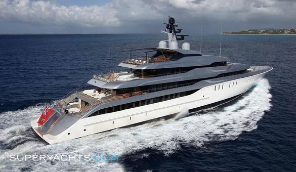 Tango Feadship Motor Yacht Superyachts Com