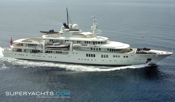 Tatoosh Luxury Motor Yacht by Nobiskrug