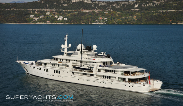 ... Tatoosh Luxury Motor Yacht by Nobiskrug ...