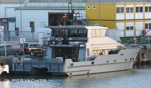 Luxury mega yacht interior - Motor Yacht Ulysses Ulysses Is A 107m Motor Yacht Custom Built In 2015