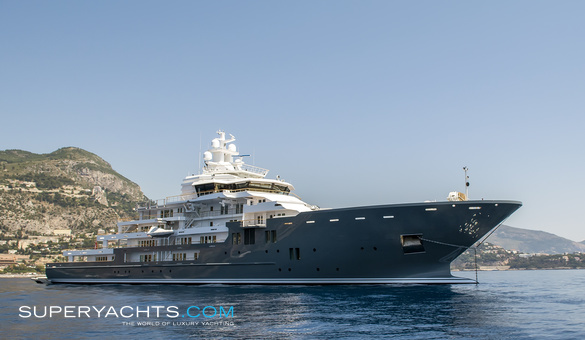 Ulysses Kleven Motor Yacht Superyachts Com