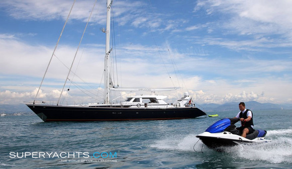 Unplugged Luxury Sail Yacht by Cantiere Valdettaro