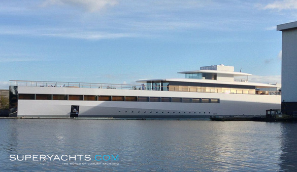 Venus - Feadship Motor Yacht   Superyachts.com