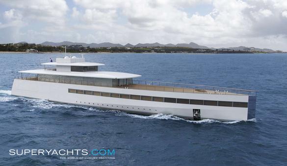 Venus Luxury Motor Yacht By Feadship