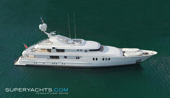 Vitamin Sea² Luxury Motor Yacht by Amels