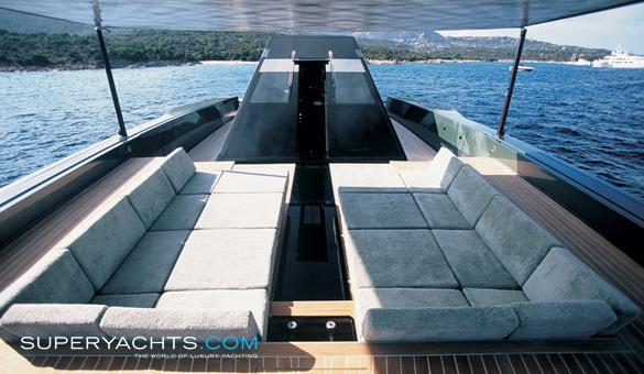 Wally Power 118 - Intermarine Motor Yacht