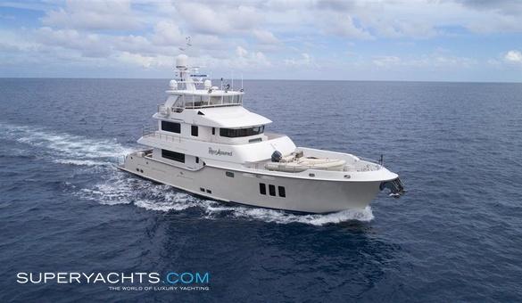 Warbird Photos - Nordhavn Yachts Motor Yacht   superyachts com