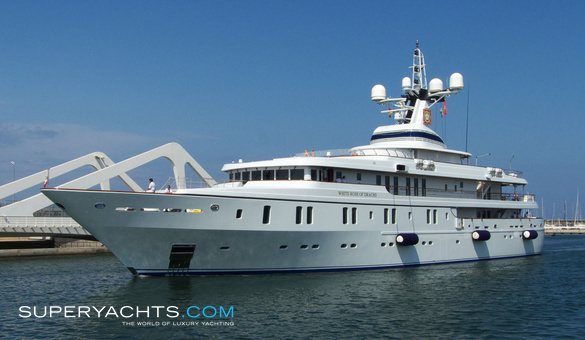 White Rose Luxury Motor Yacht by Kusch Yachts