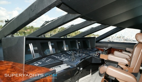 World Is Not Enough Specification Superyachts Com