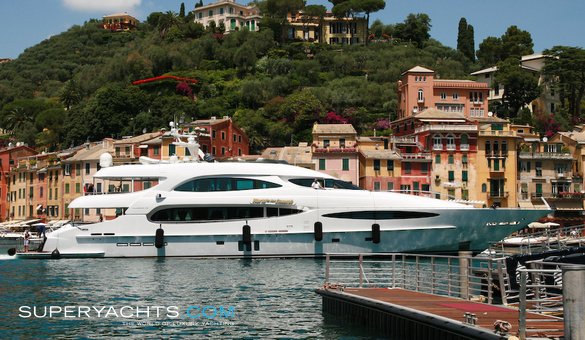 Superyacht World is Not Enough World is Not Enough Yacht