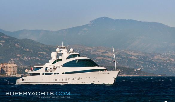 Yas Luxury Motor Yacht by ADMShipyards