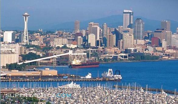 Elliott Bay Marina - Seattle | superyachts.com