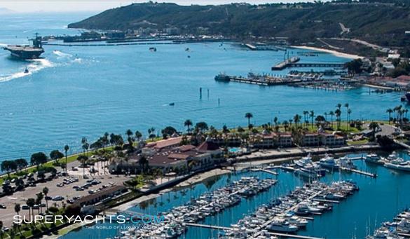 Kona Kai Hotel San Diego Vessel Restaurant At The Kona Kai