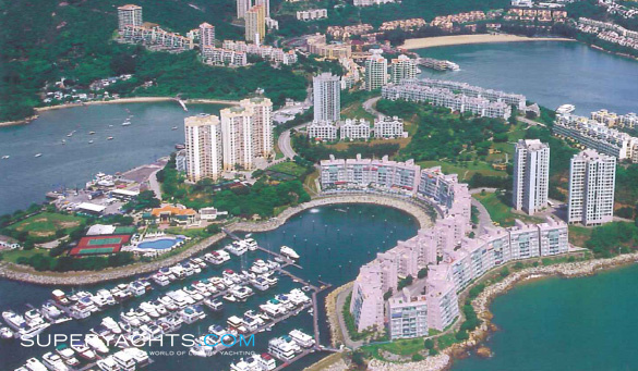 Discovery Bay Marina Club - Hong Kong | superyachts com