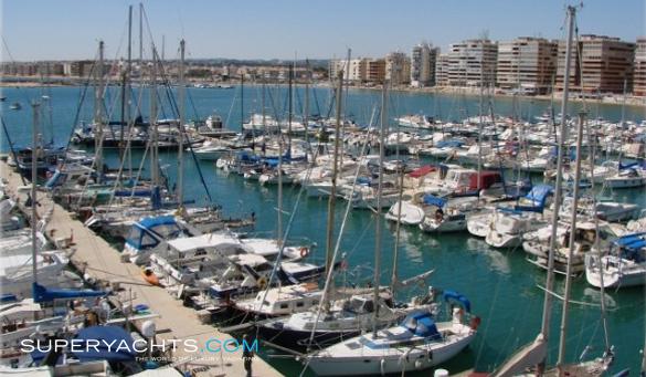 Marina internacional de torrevieja alicante - Z yachting torrevieja ...