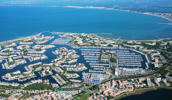 Port Camargue Le Grau Du Roi