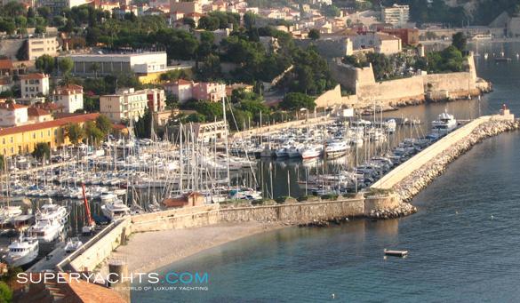 port de villefranche villefranche superyachts