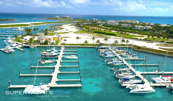 The Marina at Sandals Emerald Bay