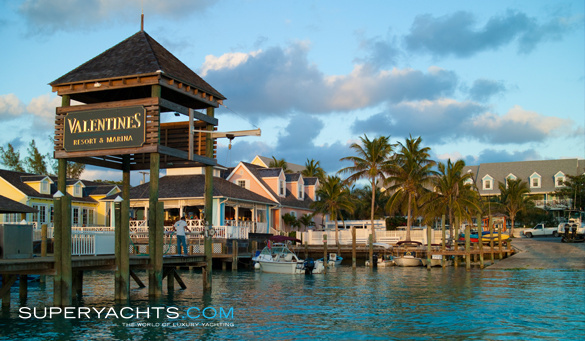 Valentines Resort Amp Marina Harbour Island