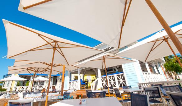 Valentine S Resort Amp Marina Harbour Island Superyachts Com