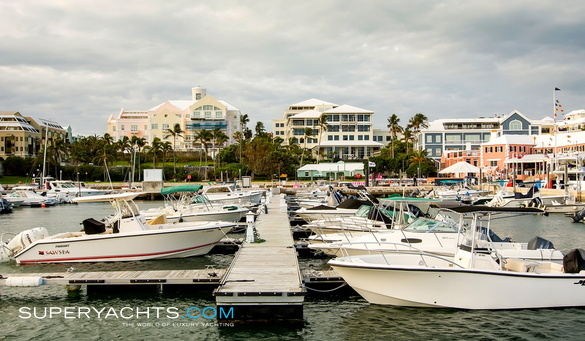 Royal Bermuda Yacht Club Marina