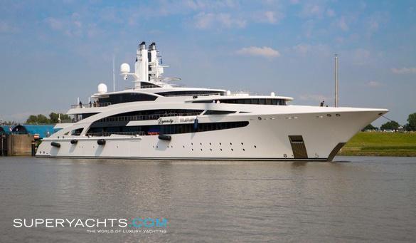Kusch Yachts Portfolio Yacht Builder Naval Superyachts Com