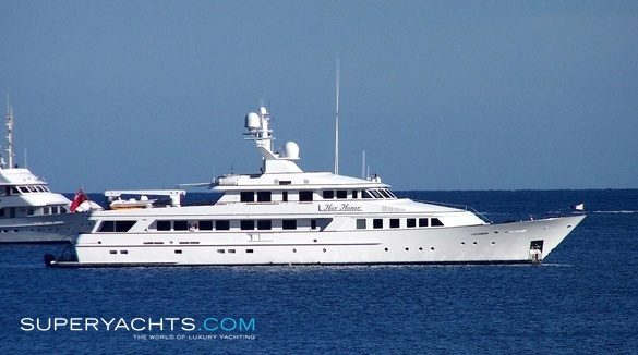 Athina II Luxury Motor Yacht by Feadship