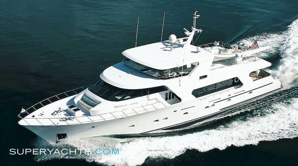 Reflections Christensen Motor Yacht Superyachts Com