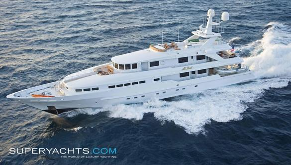 At Last Luxury Motor Yacht by Heesen Yachts