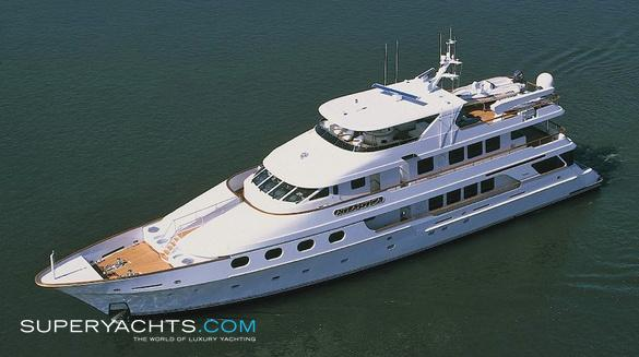 Atlantica Luxury Motor Yacht by Christensen