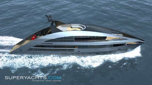 Ocean Sapphire Rodriquez Yachts Motor Yacht Superyachtscom
