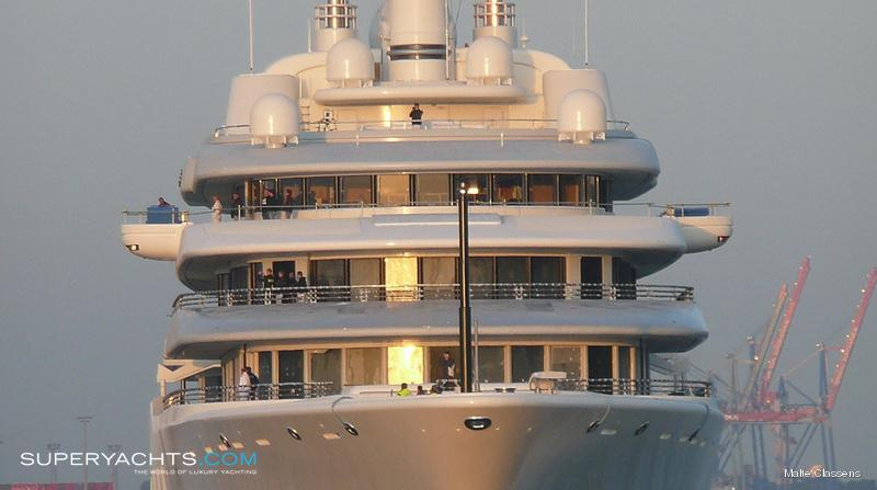 Eclipse yacht interior  Eclipse Photos - Blohm + Voss Shipyards Motor.. | superyachts.com