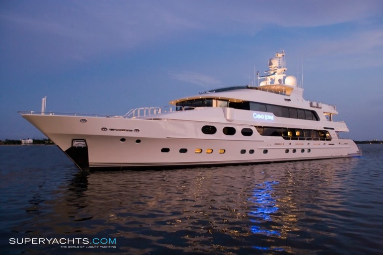 super yacht casino royale