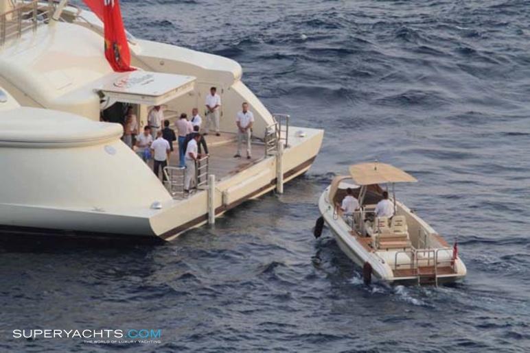 Dilbar Yacht Photos - Lurssen Yachts Motor.. | superyachts.com