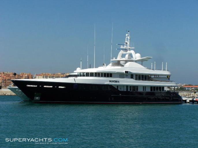 Princess Too Yacht Photos Feadship Motor