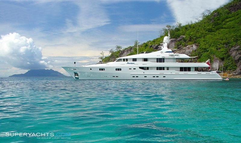 Mosaique Yacht Photos Proteksan Turquoise