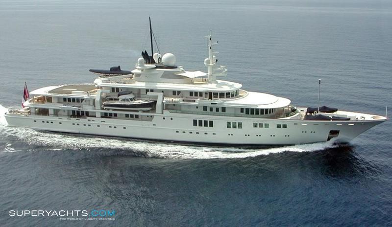 Tatoosh Yacht Photos - Nobiskrug Motor Yacht | superyachts.com