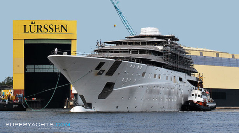 topaz yacht photos