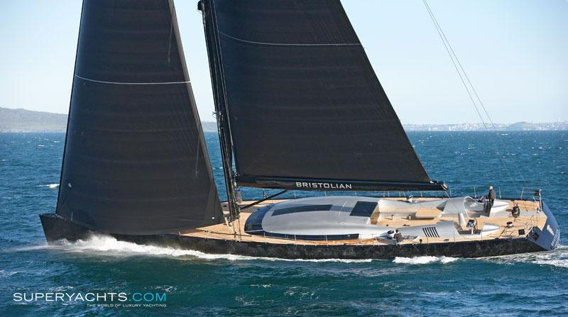 Crew Boats For Sale >> Bristolian Photos - Yachting Developments.. | superyachts.com