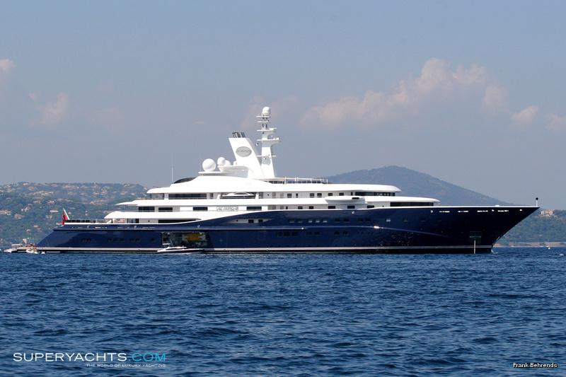 Al Mirqab Photos - Kusch Yachts Motor Yacht | superyachts.com