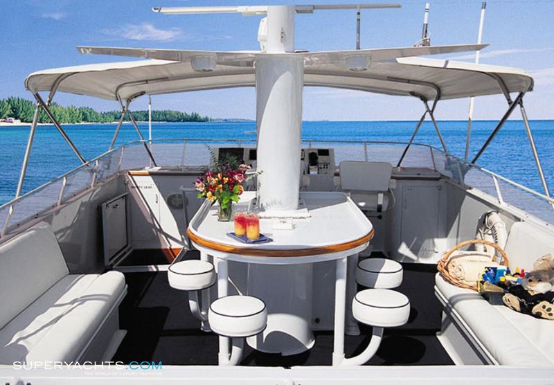лодка для бургера