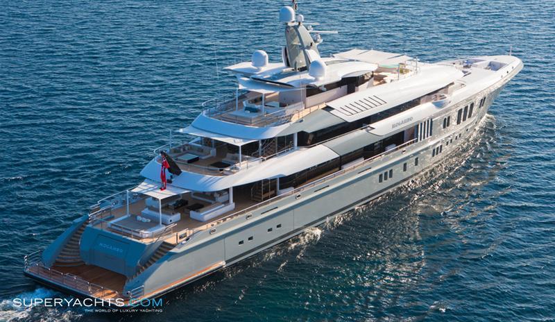Mogambo Photos Nobiskrug Motor Yacht Superyachts Com