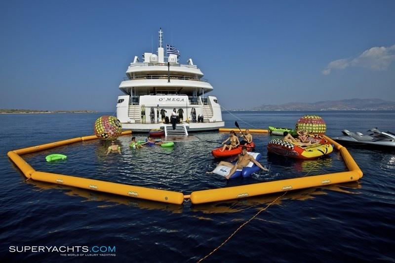 Eclipse yacht interior  O'Mega Photos - Mitsubishi Heavy Industries .. | superyachts.com