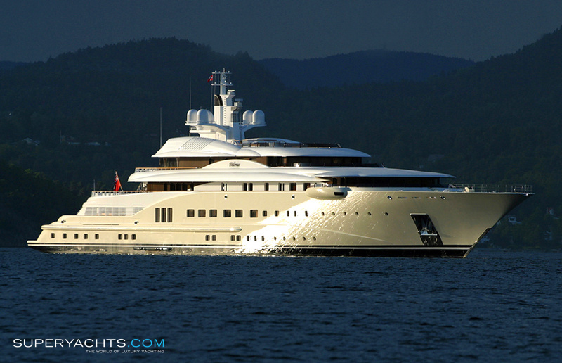 Pelorus Photos Lurssen Yachts Motor Yacht Superyachts Com